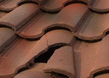 Broken or Missing Tile