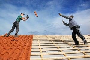 choosing roof tiles
